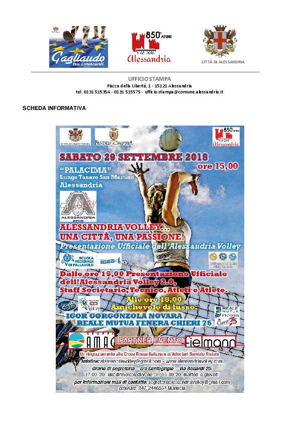 Gagliaudo_Evento Volley